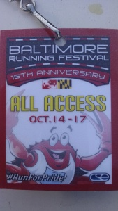 BalRunFest Access Pass